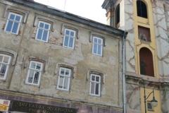 Kamienica przed renowacją - marzec 2018 r.