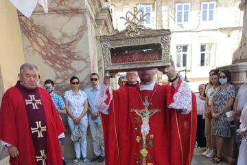Odpust św.Wincentego patrona Miasta Przemyśla